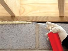 Installing Spf Foam Sealant As A Diyer